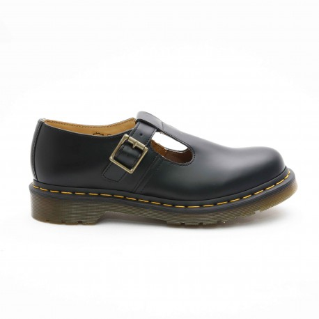 Dr. Martens Polley Shoes, Smooth