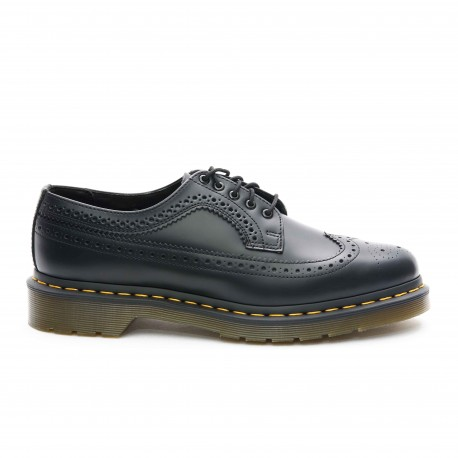 Dr. Martens 3989 Wingtip Derby Shoes, Smooth