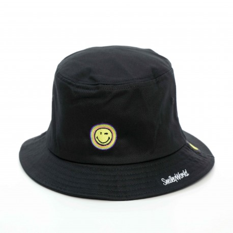 Smiley World Simple Smiley face Bucket Hat