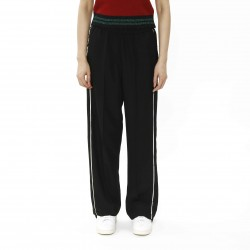 8PM Easy Trousers with Piping Detail