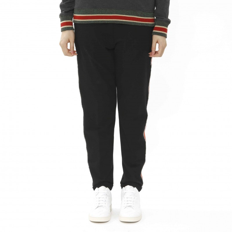 Jijil Sweatpants with Webbing Detail