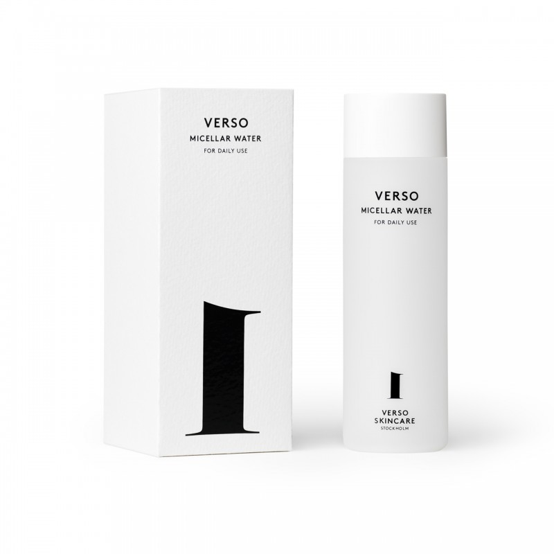 N°1 Verso Micellar Water For Daily Use200ml