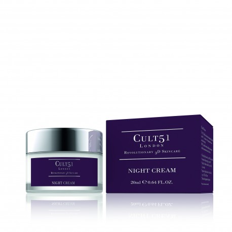CULT51 Night Cream 20ml