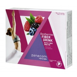 ZENECOM Best Berries Fiber Drink