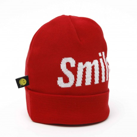 Smiley World Logo Beanie