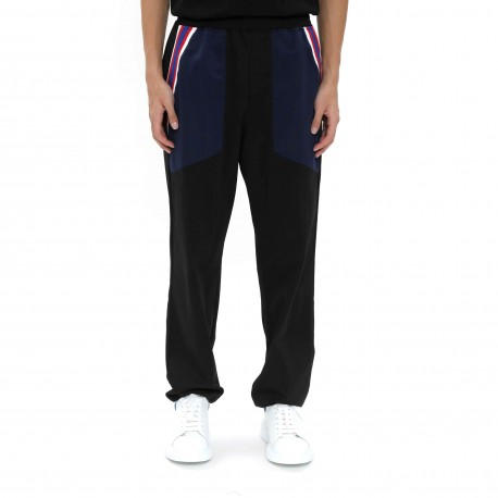 Facetasm Track Pants with Webbing Detail