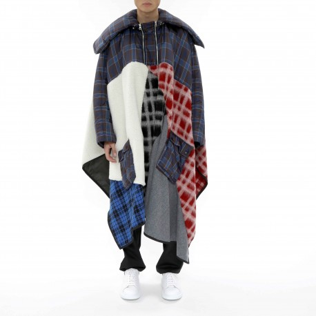 TYC Multicolour Patchwork Cape
