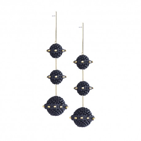 Mishky Planet Earrings