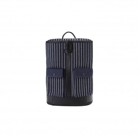 Frequent Flyer Captain Small Zip-around Backpack