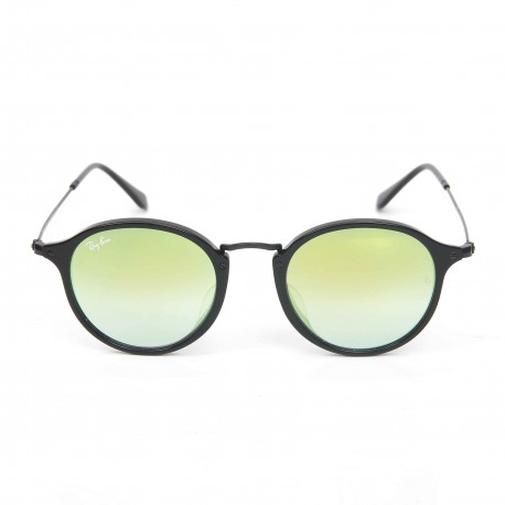 Ray-Ban Round Fleck Flash Lenses Gradient