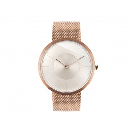 Auteur Moonlight Dusk Milanese Watch