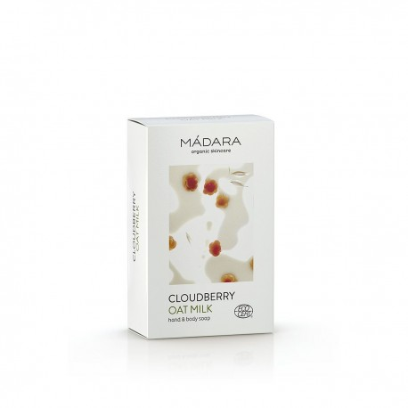 MADARA Cloudberry Oat Milk Hand&Body Soap 150g