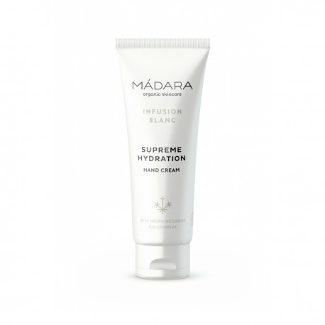 MADARA Infusion Blanc Supreme Hydration Hand Cream  75ml