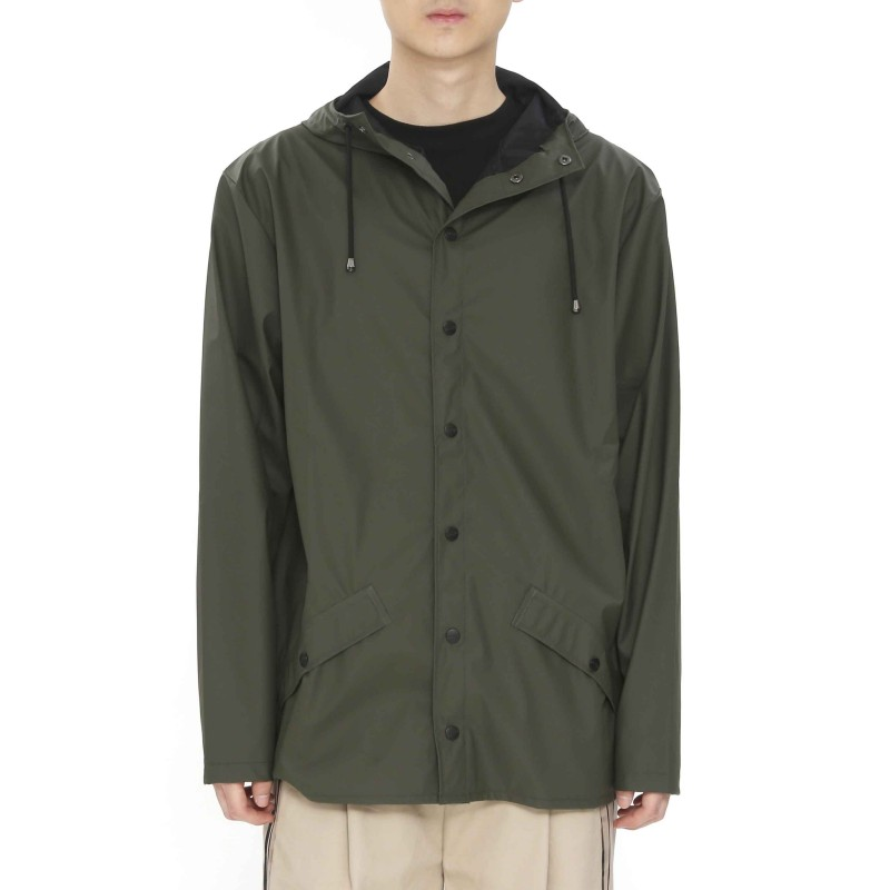 Rains Water-resistant Jacket