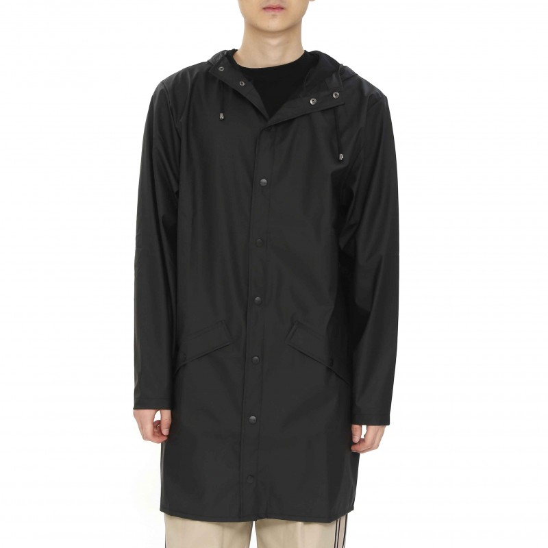 Rains Long Water-resistant Jacket