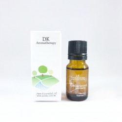 DK Aromatherapy Cedarwood Pure Essential Oil  10ml