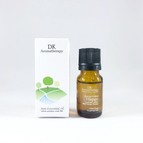 DK Aromatherapy Happy Blend Pure Essential Oil 10ml