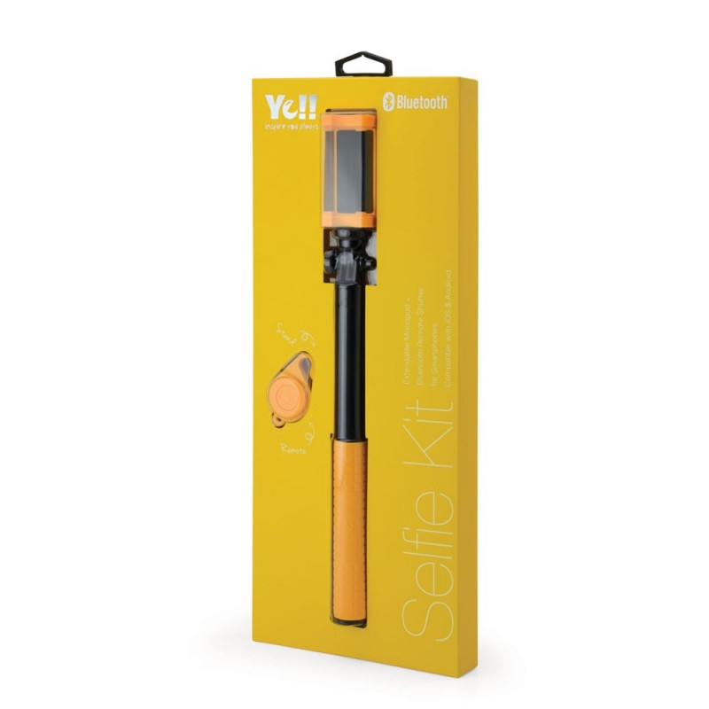 Ye!! Selfie Stick & Battery Charger
