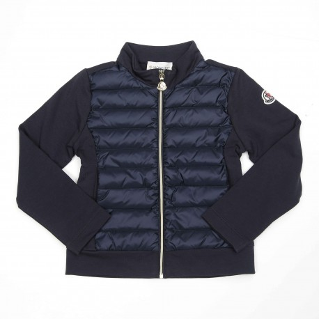 9f947e9ab151 Moncler Down Panel Stand Collar Jacket - SDRE