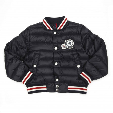 Moncler Double Logo Down Jacket