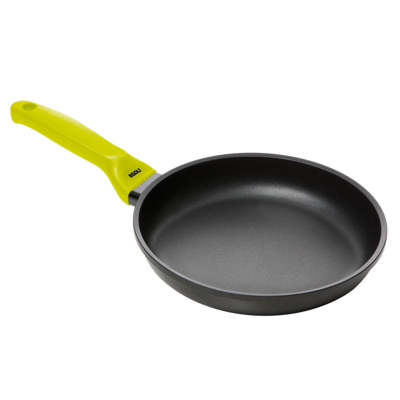 Risoli POP Cooking Art Induction Frypan withYellow Handle 20cm