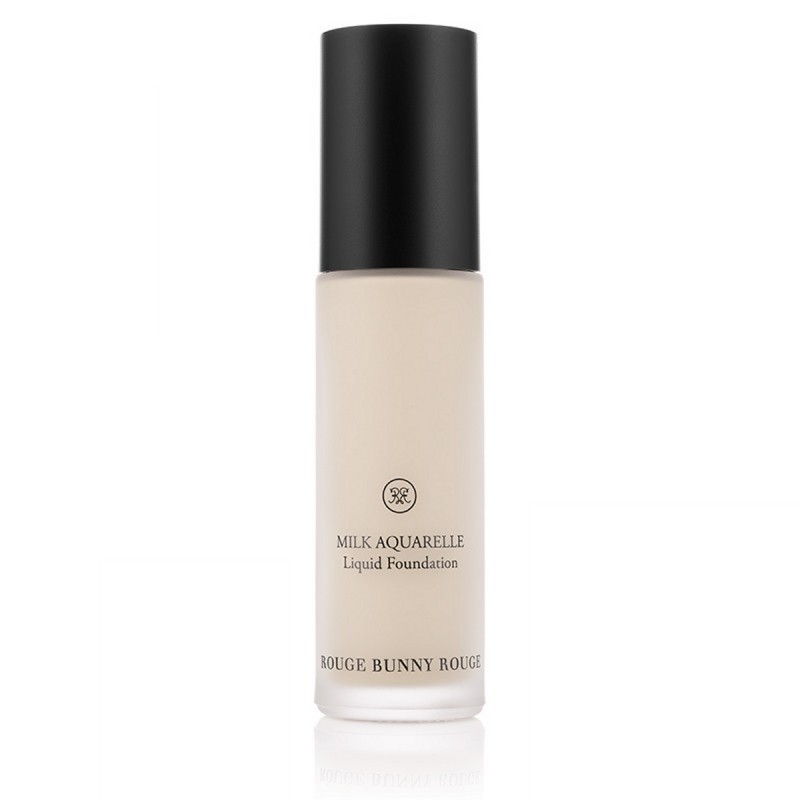 Rouge Bunny Rouge 025 Liquid Foundation - Almond Milk Parfait  29ml