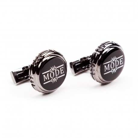 MODE Logo Cufflinks