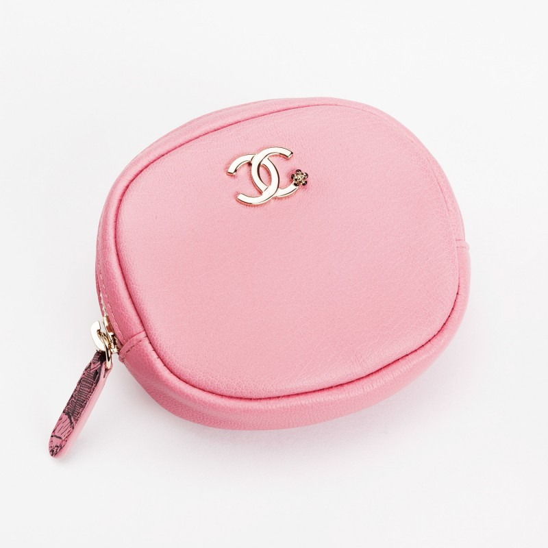 Chanel Oval Coin Purse