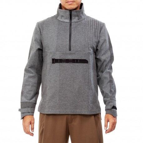 Weavism Popper Half-zip Jacket