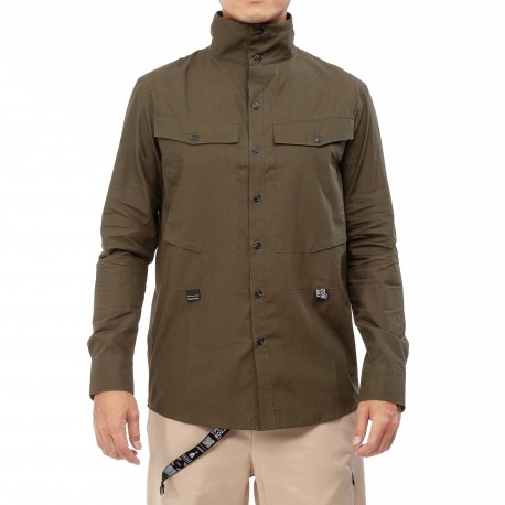 Weavism Mediator Shirt Jacket