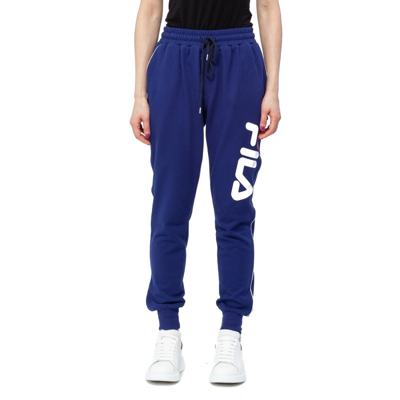 D-Antidote X Fila Logo Sweatpants with Piping Detail