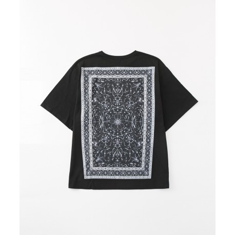 Costume National Playing Card-print T-shirt