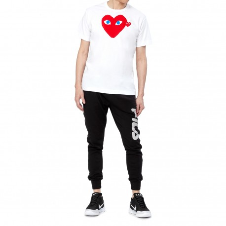Comme Des Garcons Play Red Heart T-Shirt