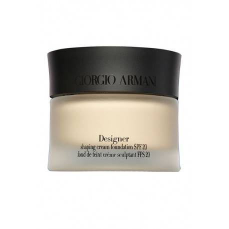 Giorgio Armani - Designer Cream Foundation SPF20 NO. 2
