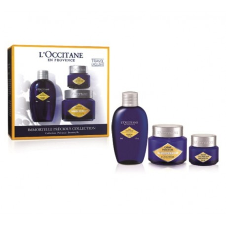 L'Occitane - Immortelle Precious Collection Travel Exclusive