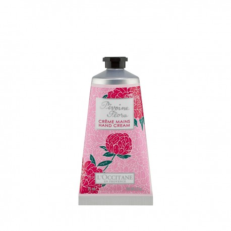 L'Occitane - Pivoine Flora Hand Cream 75mL