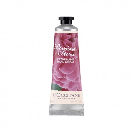 L'Occitane - Pivoine Flora Hand Cream 30mL