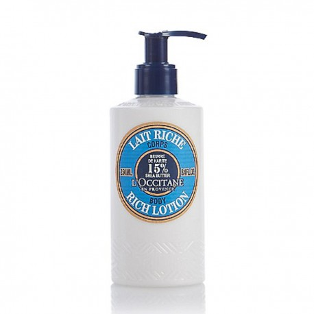 L'Occitane - Shea Butter Body Lotion 250mL