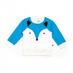 Adorami Fox-detailed Sweatshirt