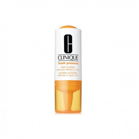 Clinique Fresh Pressed™ Daily Booster with Pure Vitamin C 10 Orange