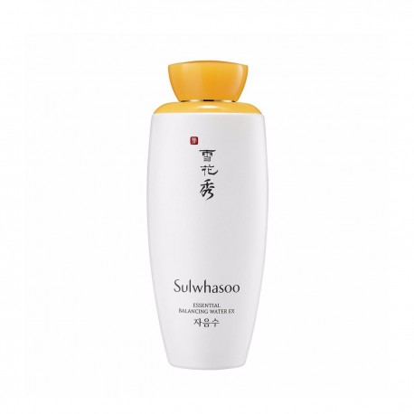 Sulwhasoo  Essential Balancing Water 125mL White