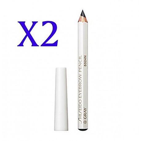 SHISEIDO Eyebrow Pencil #04 Gray  white