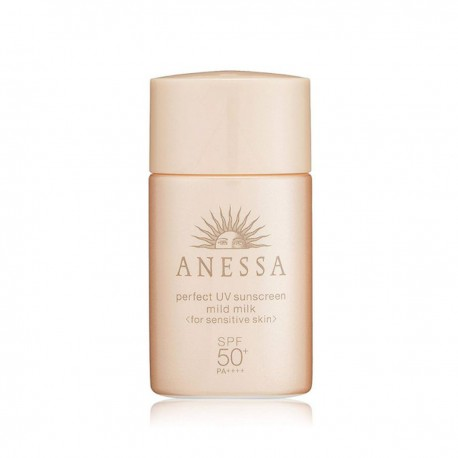 Shiseido - Anessa Perfect UV Sunscreen Mild Milk Mini 20mL