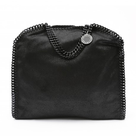 Stella McCartney 黑色 Falabella 手提袋