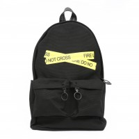 825e086cd6 Off-White Black Backpack - SDRE