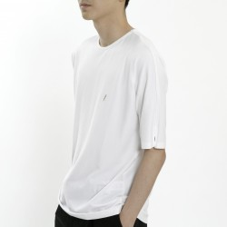 Vandalist Losse Fit Feather T-shirt White
