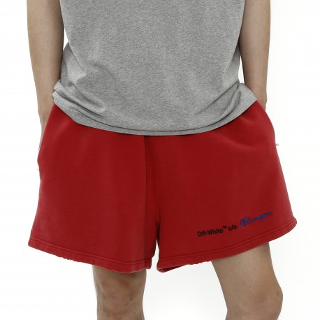 Off-White x Champion Shorts