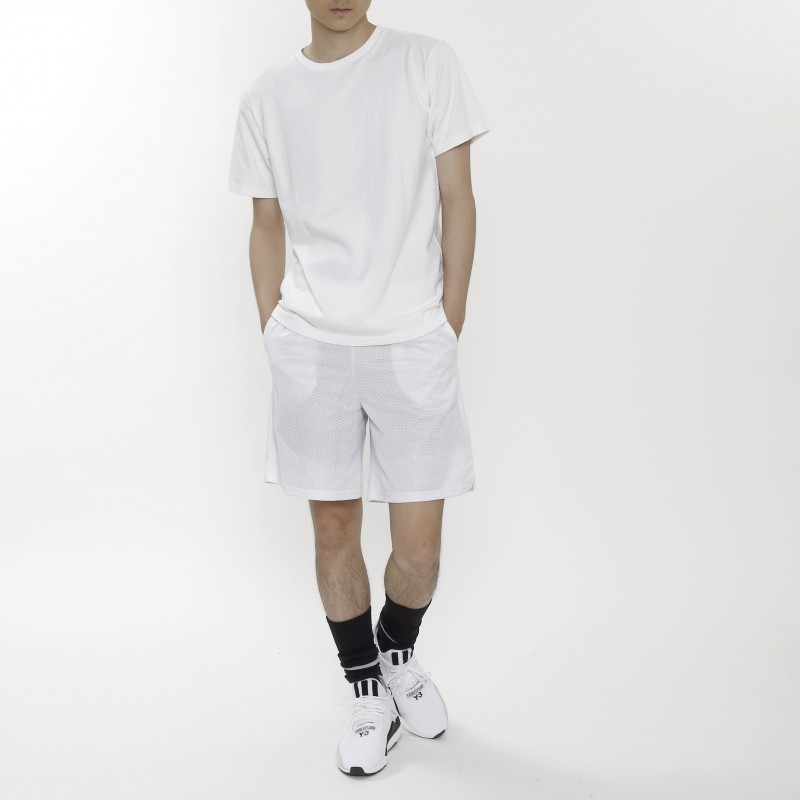 cfd57bd9b75e Off-White Perforated Track Shorts - SDRE