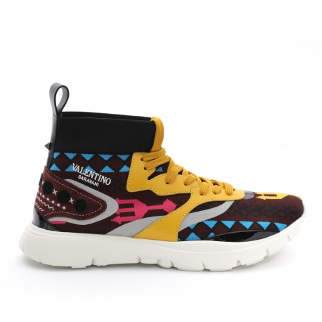 Valentino Heroes Tribe Sneakers