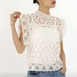 FAV Broderie Anglaise Top